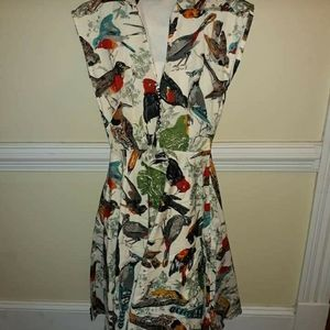 Trashy Diva Birds of a Feather Day Dress 2